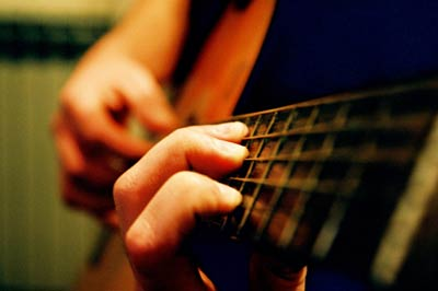 Learn How To Play The Guitar - eBook